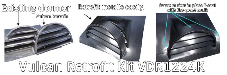 Dormer Retrofit kit